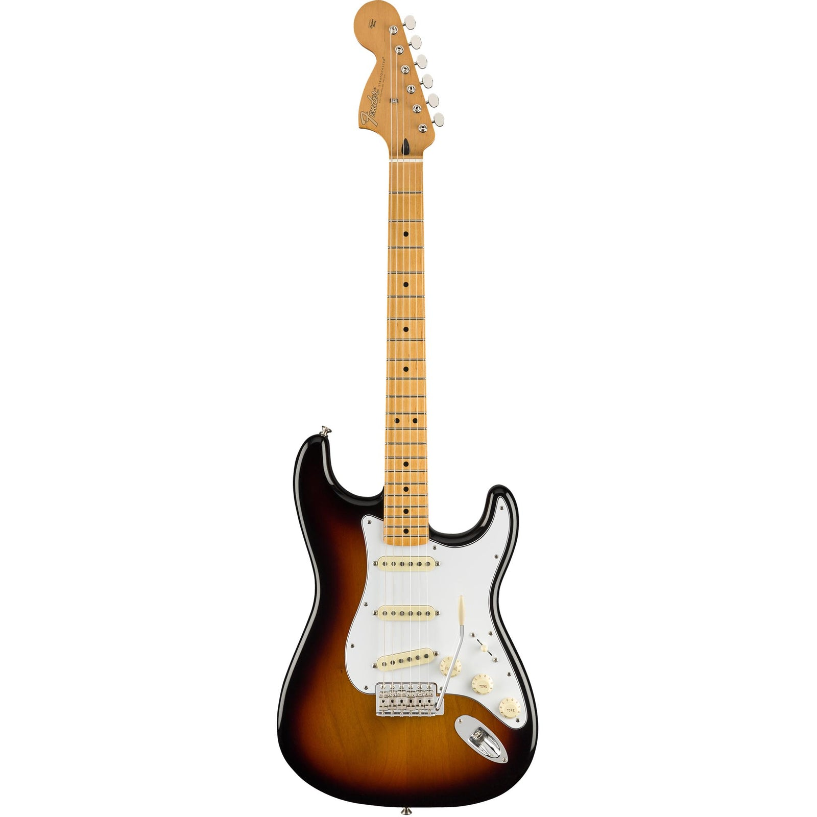 Fender Jimi Hendrix Stratocaster - Maple Fingerboard - 3 Color Sunburst