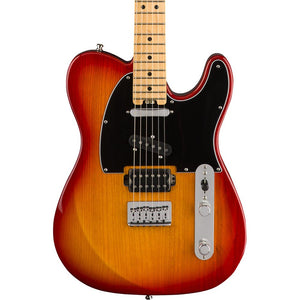 Fender Limited Edition American Elite Nashville Telecaster - Maple - Antique Cherry Burst