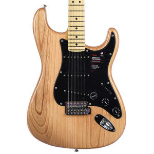 Fender Limited Edition American Performer Stratocaster, Maple, Natural