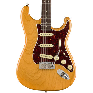 Fender Limited Edition American Professional Light Ash Stratocaster, Rosewood, Antique Natural