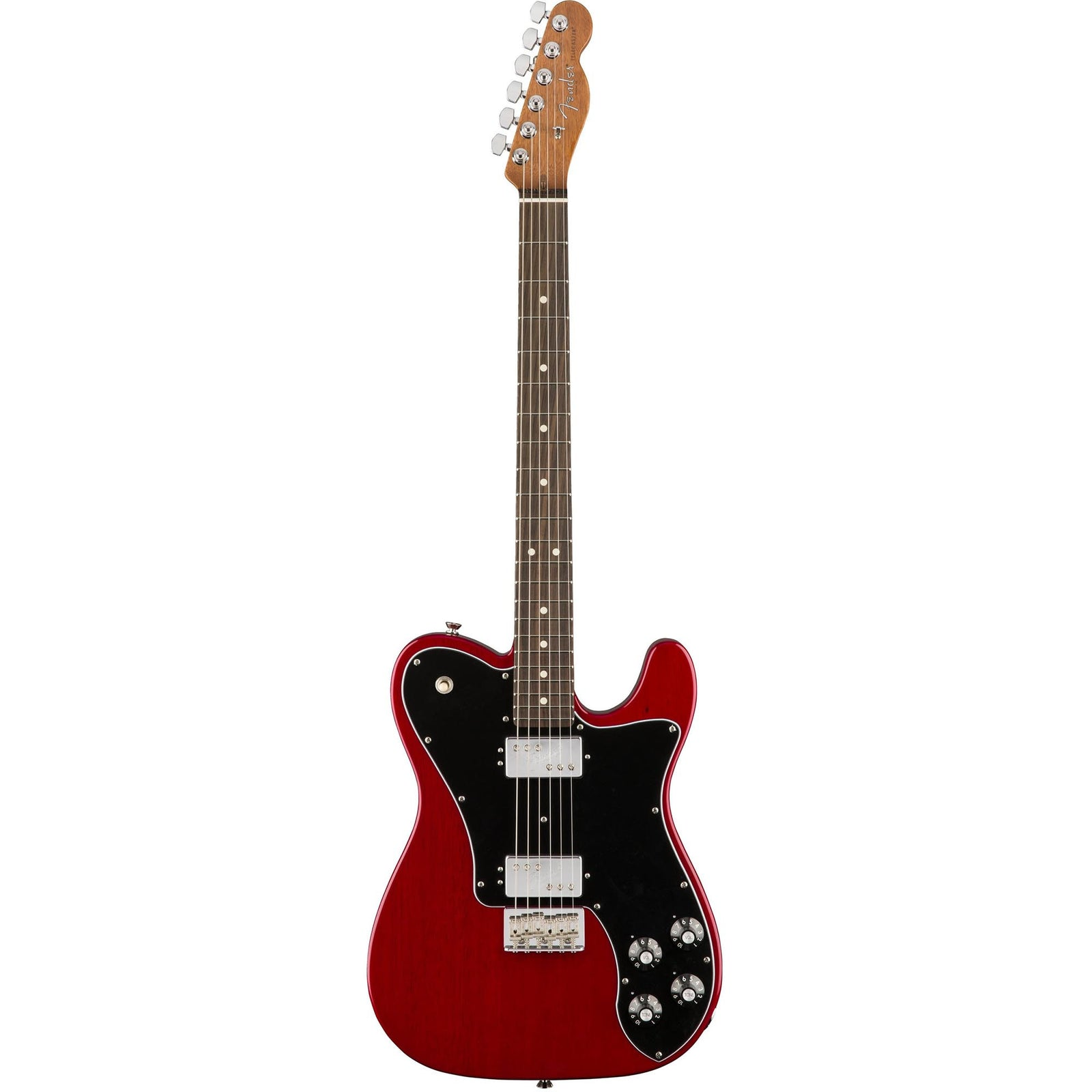 Fender Limited Edition American Professional Mahogany Tele Deluxe Shawbucker