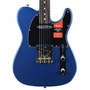 Fender Limited Edition American Professional Telecaster Ebony, Lake Placid Blue