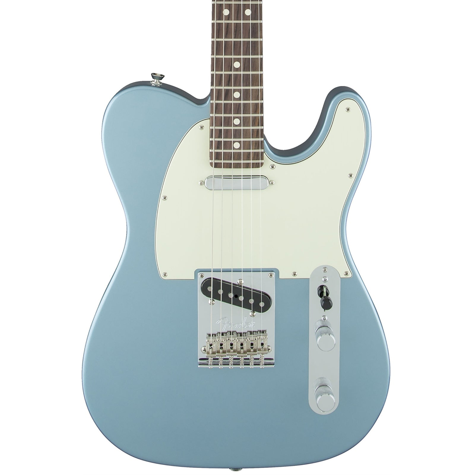 Fender Limited Edition American Standard Telecaster - Rosewood Fingerboard - Ice Blue Metallic