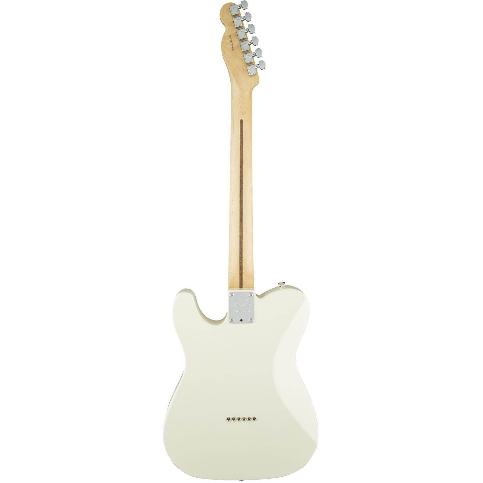 Fender Limited Edition American Standard Telecaster - Rosewood Fingerboard - Olympic White
