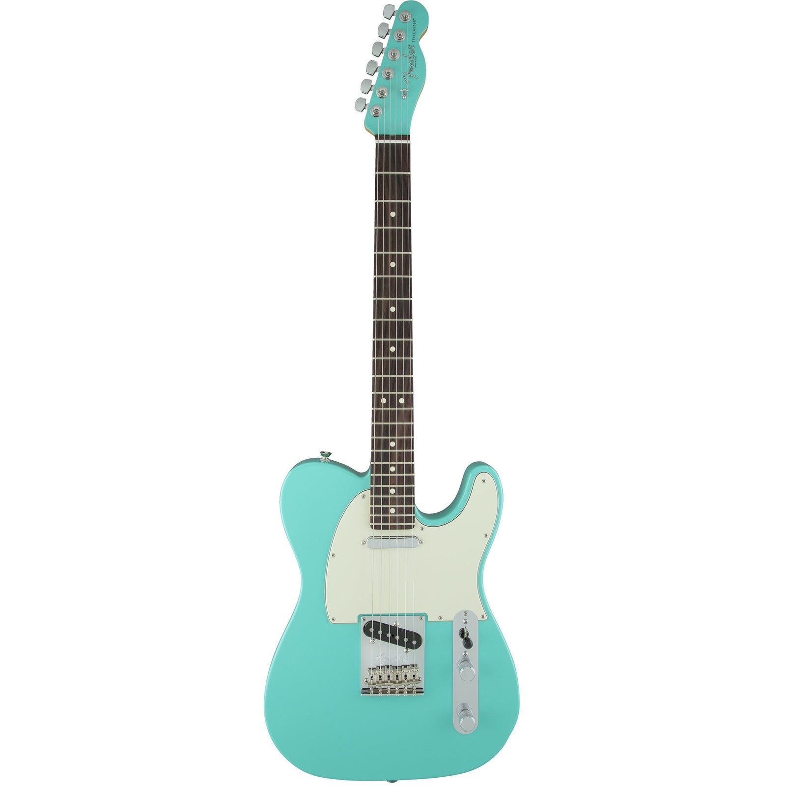 Fender Limited Edition American Standard Telecaster - Rosewood Fingerboard - Seafoam Green