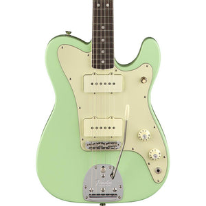 Fender Limited Edition Jazz-Telecaster - Rosewood - Surf Green