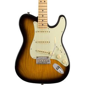 Fender Limited Edition Stratocaster-Telecaster Hybrid - Maple - 2-Color Sunburst