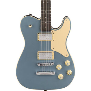 Fender Limited Edition Troublemaker Telecaster Deluxe - Rosewood - Ice Blue Metallic