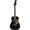 Fender Malibu Player - Jetty Black
