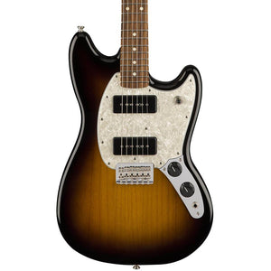 Fender Mustang 90 - Pau Ferro Fingerboard - 2-Color Sunburst