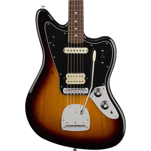 Fender Player Jaguar, Pau Ferro Fingerboard, 3 Color Sunburst