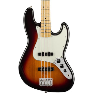 Fender Player Jazz Bass Maple - 3-Color Sunburst