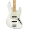 Fender Player Jazz Bass - Maple Fingerboard - Polar White
