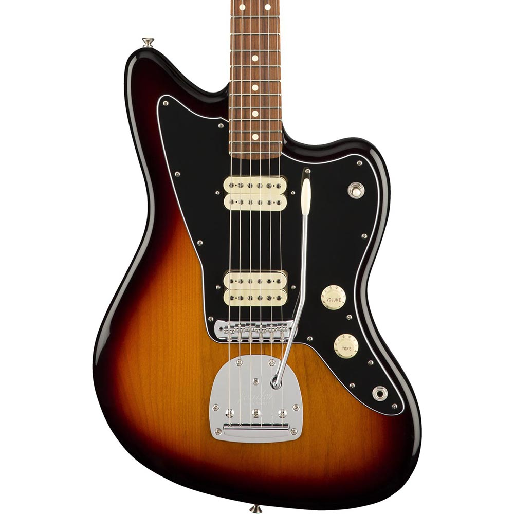 Fender Player Series Jazzmaster - Pau Ferro Fingerboard - 3-Color Sunburst