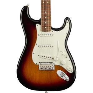 Fender Player Stratocaster - Pau Ferro Fingerboard - 3-Color Sunburst