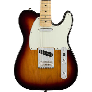 Fender Player Series Telecaster - Maple Fingerboard - 3-Color Sunburst