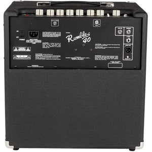 Fender Rumble 40 V3 - 120V - Black