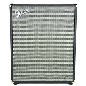 Fender Rumble 500 (V3) - 120V - Black/Silver