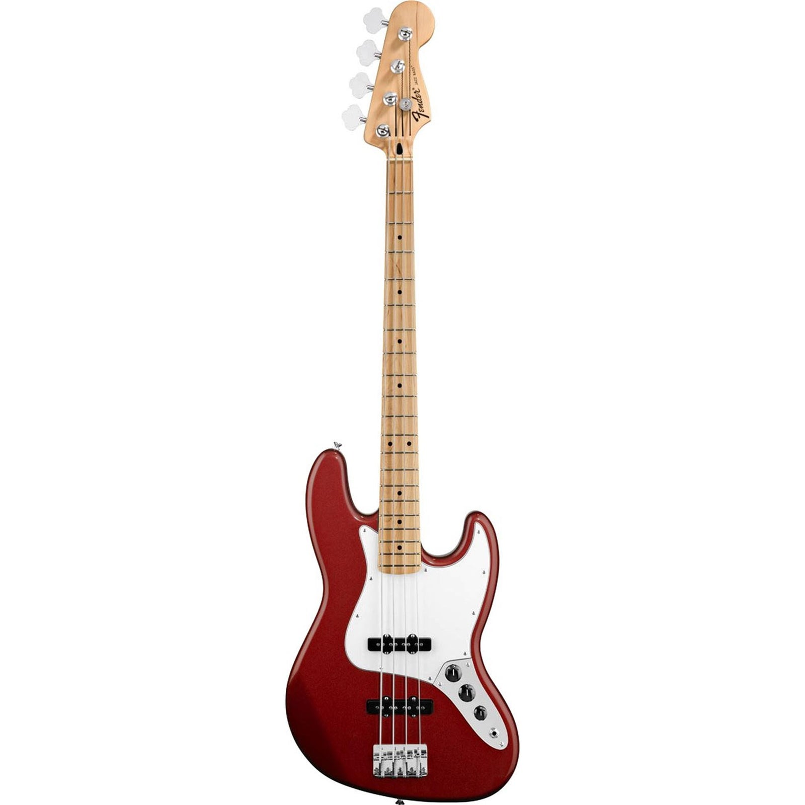 Fender Standard Jazz Bass - Candy Apple Red