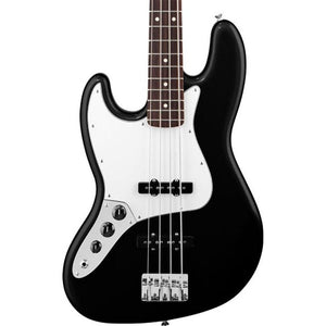 Fender Standard Jazz Bass Left-Handed - Black