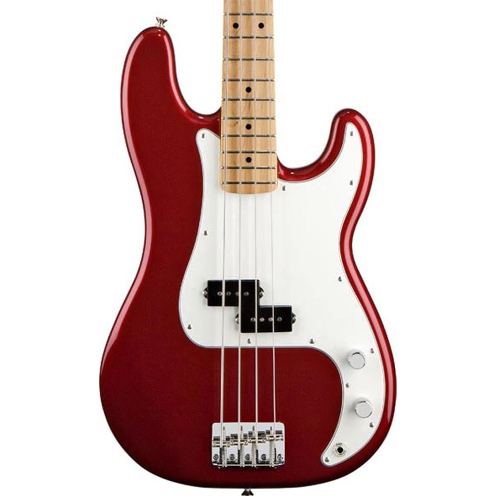 Fender Standard Precision Bass - Candy Apple Red