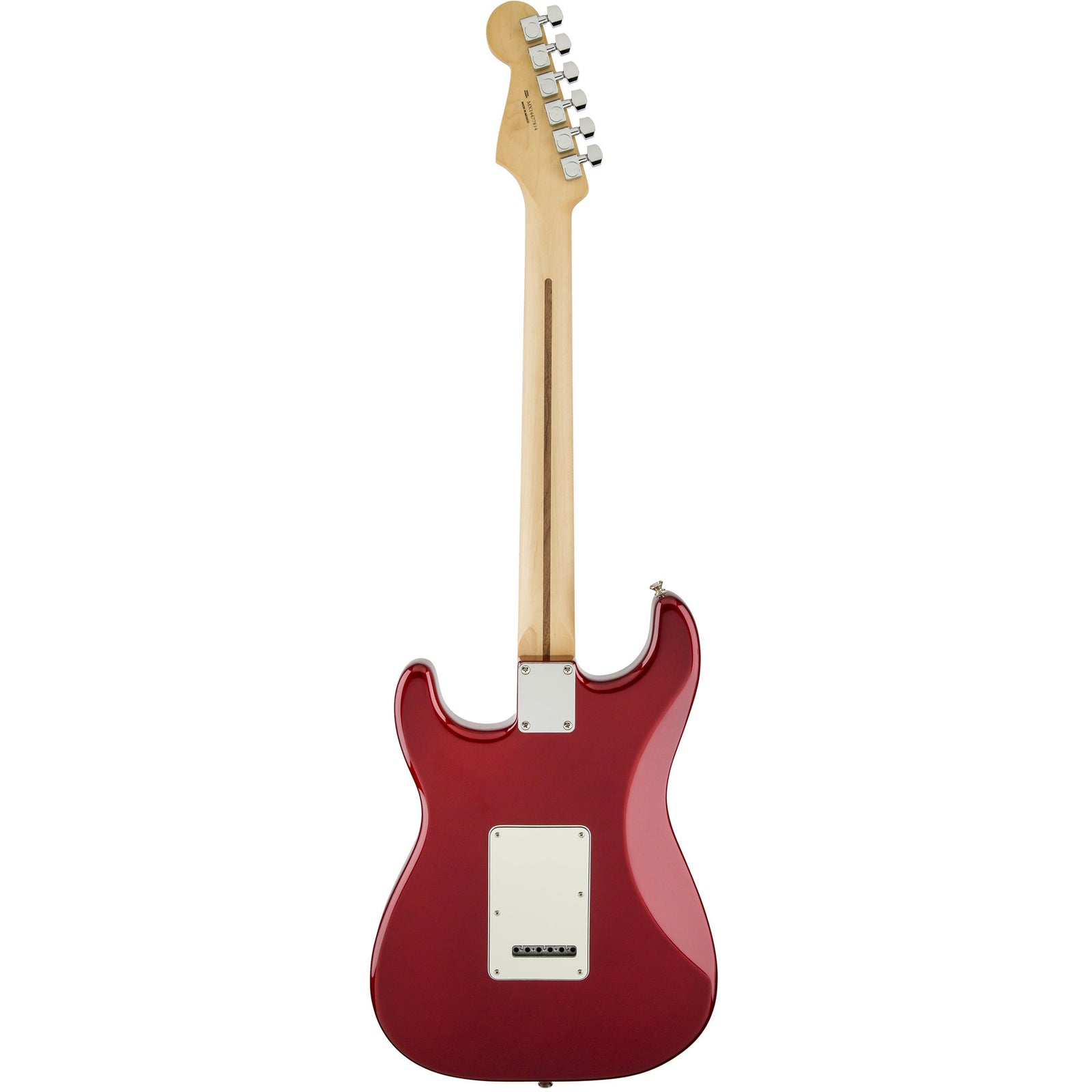 Fender Standard Stratocaster - Rosewood Fingerboard - Candy Apple Red