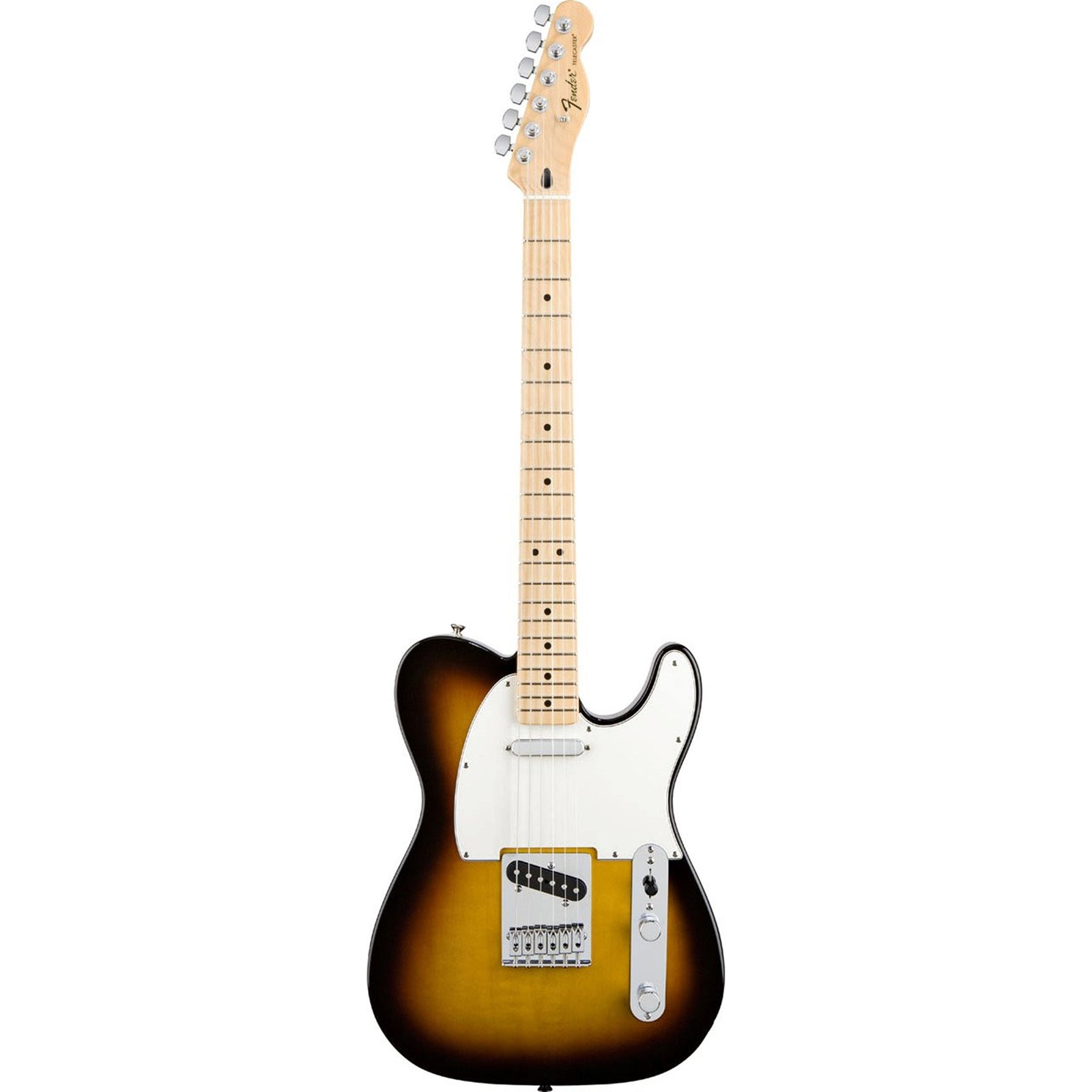 Fender Standard Telecaster - Maple Fingerboard - Brown Sunburst
