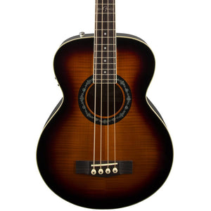 Fender T-Bucket Bass E - 3-Color Sunburst Flame
