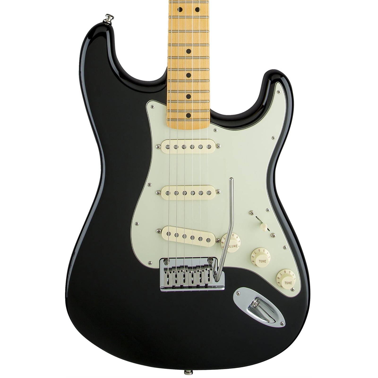 Fender The Edge Strat - MN - Black