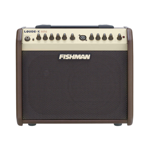 Fishman Loudbox Mini Acoustic Amp - 60 Watt - 2 Channel