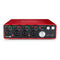 Focusrite Scarlett 18I8 Interface - 2nd Generation