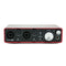 Focusrite Scarlett 2I2 USB Audio Interface 2nd Generation