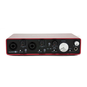 Focusrite Scarlett2I4 2-In/4-Out USB Interface