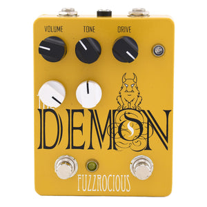 Fuzzrocious Demon King Gate - Boost Octave Jawn