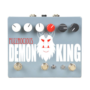 Fuzzrocious Demon King Momentary Feedback Octave Jawn