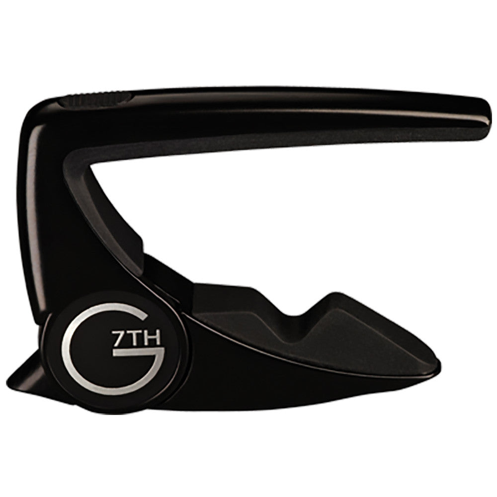 G7TH Performance 2 Capo - 6-String - Black