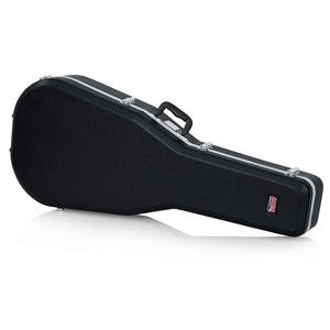 Gator Cases Deluxe ABS Dreadnought Guitar Case