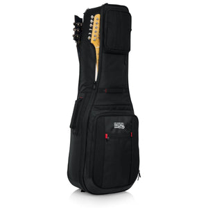 Gator Cases Pro Go Series Ultimate Gig Bag - Dual Electric
