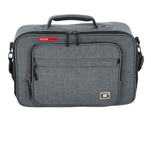 "Gator Cases Transit Series 16x10"" Accessory Bag, Grey"