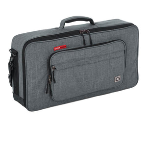 "Gator Cases Transit Series 24x12"" Accessory Bag, Grey"