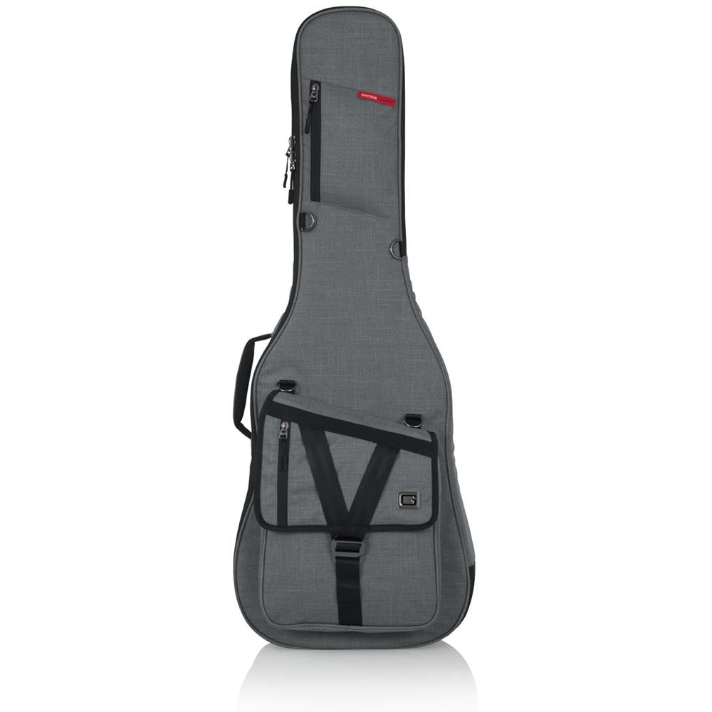 Gator Cases Transit Series Electric Guitar Gig Bag With Light Grey