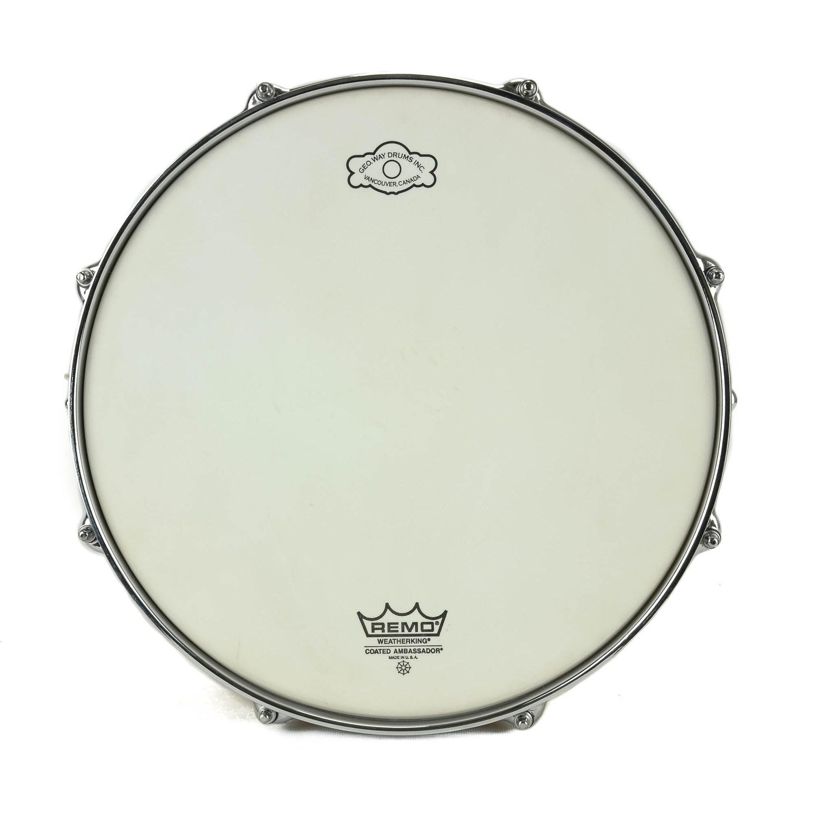 "George Way 6.5x14"" Tradition Snare - Birch Natural Oil"