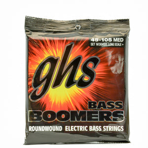GHS Bass Long Scale Medium 45-105