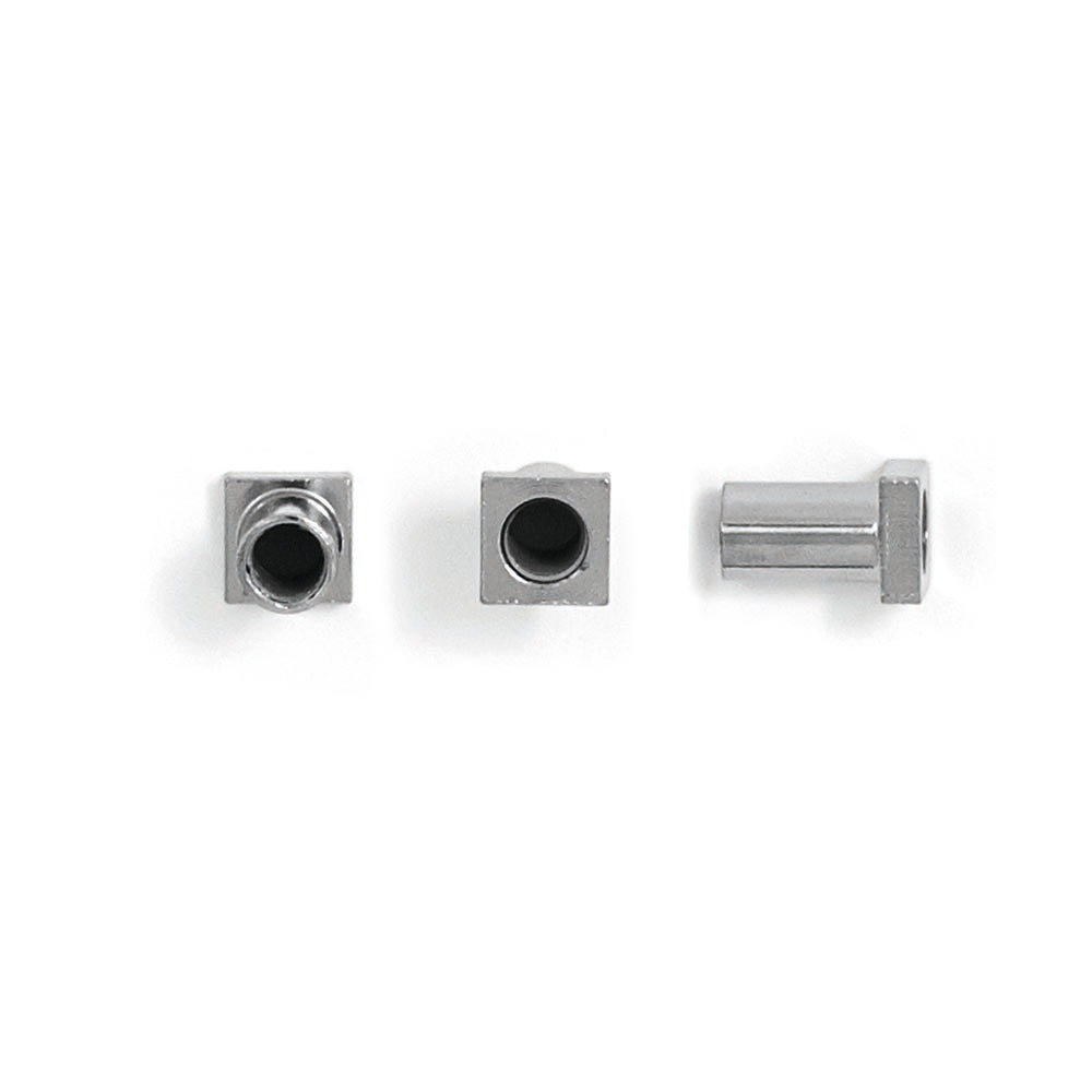 Gibraltar LG Swivel Nuts 6mm - 12 Pack