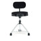 Gibraltar Pro Motorcycle Throne With Back