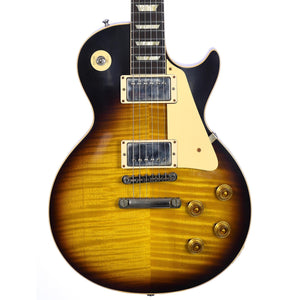 Gibson Custom 60th Anniversary 1959 Les Paul Standard VOS Bolivian Rosewood, Kindred Burst