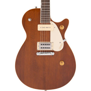 Gretsch G2215-P90 Streamliner Junior Jet Club Laurel Fingerboard Single Barrel Stain
