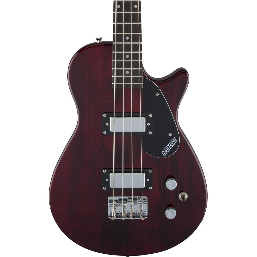 Gretsch G2220 Electromatic Junior Jet Bass II Short-Scale - Black Walnut - Walnut Stain