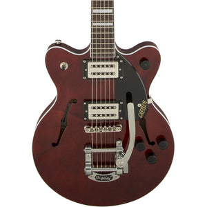Gretsch G2655T Streamliner Center-Block Junior - Walnut Stain