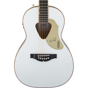 Gretsch G5021WPE Rancher Penguin Parlor Acoustic Electric, White